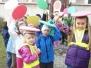Berušky vítají jaro - 17. 4. 2013