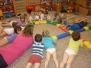 Cvičení na osmičce - Berušky