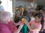 Děti u babiček