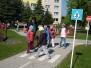 Dopravní výchova ve školce - duben 2011