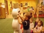 Práce s dětmi - třída Zajíčků