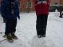Sněhová housenka - Berušky